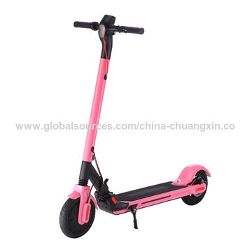 China 2019 New Design Cobra 8 5 Inch 350W Foldable Electric Scooter