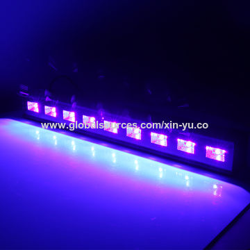 China LED-UV8 8PCS *3W LED UV Light
