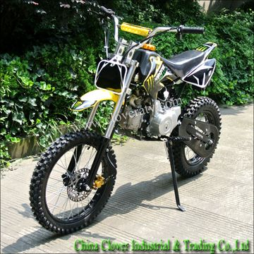 China Fast Speed 125cc Dirt Bike 110cc Pit Bike Motorcyc