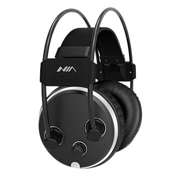 China Nia S1000 Hi Fi Stereo Sound Wireless Bluetooth Stereo Headset With Memory Card And Fm Radio On Global Sources