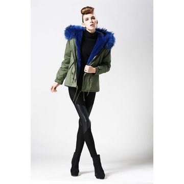Professional Manufacturer Women's Fur Clothing