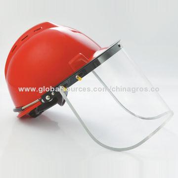 ef3eb66df40 ... China Brimaster Hard Hat Safety Faceshield Visor Carrier Attachment