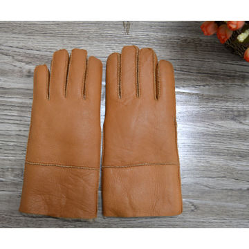 Plant manufacturing mittens and gloves, fur and sheepskin-fur