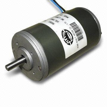Small DC Generator Motor with 24V DC Voltage and 4000rpm Speed