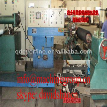 Industrial Rubber Roller Wrapping Machine | Global Sources