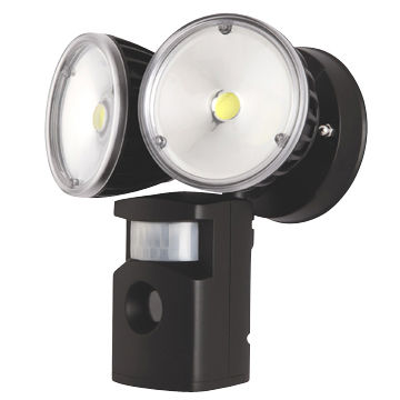 11w twin led security light with camera and sd card recorder taiwan 11w twin led security light with camera and sd card recorder aloadofball Images