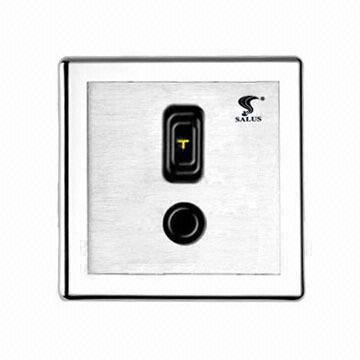 offer OEM bathroom ultrasonic induction touchless sensing