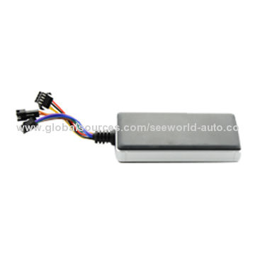 GT06N Car GPS Tracker, Supports Oil Engine Cut-off/SOS Voice