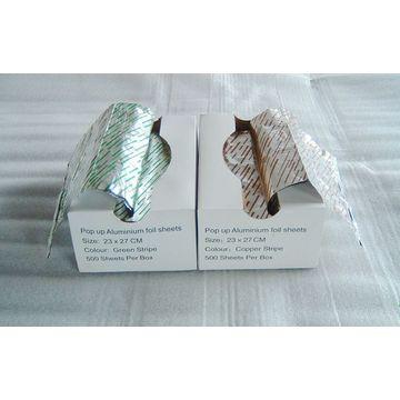 China Aluminum Foil Sheet From Qingdao Trading Company Qingdao