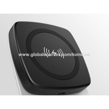 China Fast rich magnetic wireless charger stand
