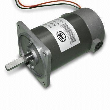 Taiwan 24v Dc Small Generator Motor With Long Lifespan And 80mm Diameter