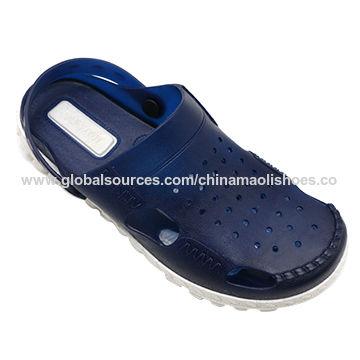 e9dacb7389f5 China men s garden clogs plastic sandal shoes from Zhanjiang Trading ...