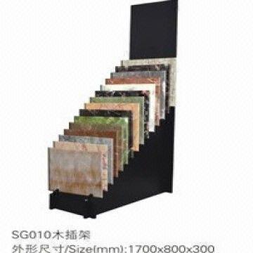 Tile Rack Ceramic Display