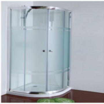 Shower Enclosure 4 Sizes Available Quarter Round Shape Shower