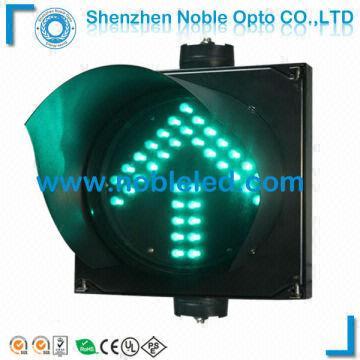 200mm green arrow turn led traffic light sign global sources