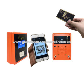 China Public Transport POS Terminal with NFC Reader for Fare
