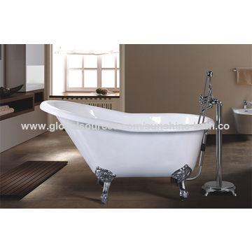 54\'\' baby size clawfoot bathtub   Global Sources