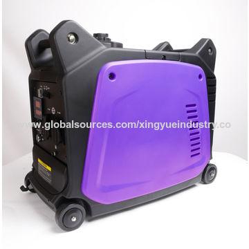 China 3500W Digital Inverter Generators,Special Design 4-Stroke Engine,Lower Noise,Pure Sine Wave,Patented