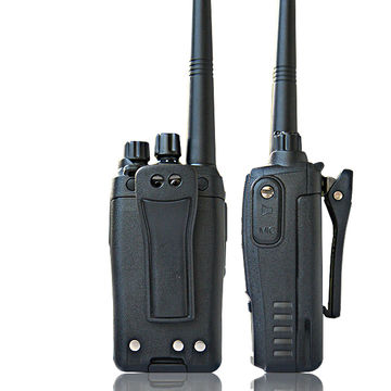 China 5W two-way radio VHF 2-way radio soccer referee walkie-talkies