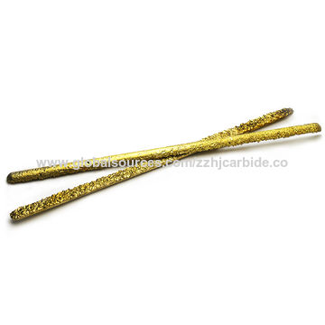 China tungsten carbide composite welding rod from Zhuzhou