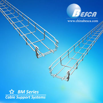 Stainless Steel Wire Mesh Cable Tray/Wire Mesh Cable Tray without ...
