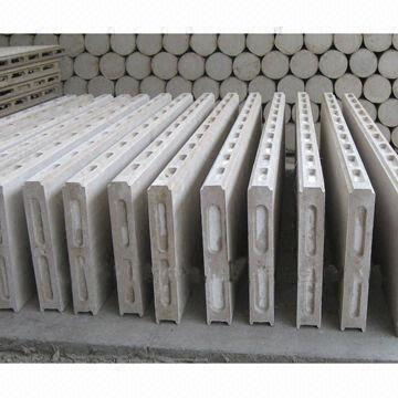 100mm Mgoboard Mgo Lightweight Fireproof Partition Wall
