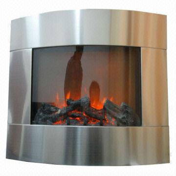Luxury Electric Fireplace 1 Big Size 2 Remote Control 3 Wall Mounted
