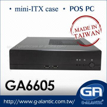 GA6605 thin client mini itx case best computers gaming