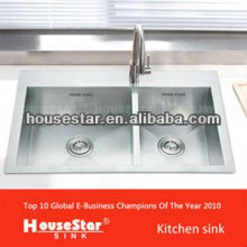 Tomount Handmade sink - Handmade Kitchen Sink Stainless Steel ...