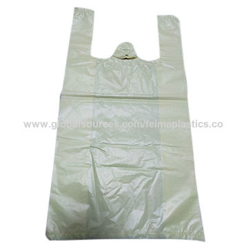 Plastic Vest Carrier Bags China
