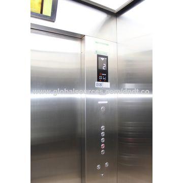 China Ascend 3000+SMR/MRL Passenger Elevator