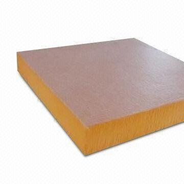 China Phenolic Foam Board For Roof Insulation System, With 80mm Total  Thickness