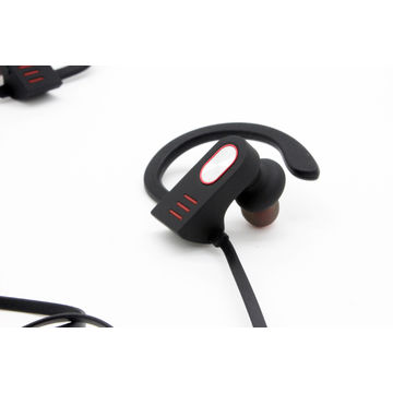 China Sweat-proof Bluetooth Headphones with Microphone, over hook in ear type