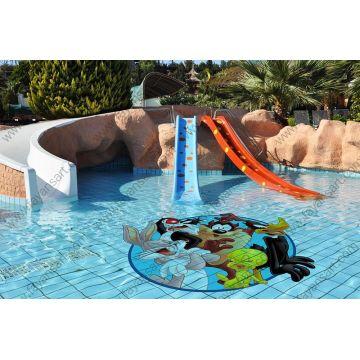 Custom Printed Ceramic Swimming Pool Tiles | Global Sources