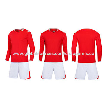 14ce0814fcd China Men s soccer jerseys