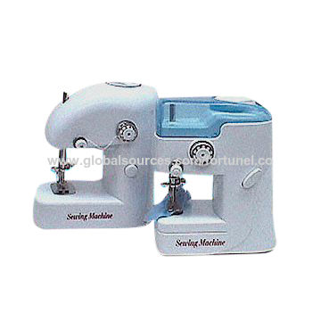 Compact 40in40 BatteryOperated Household Sewing Machine Global Classy Battery Operated Sewing Machine