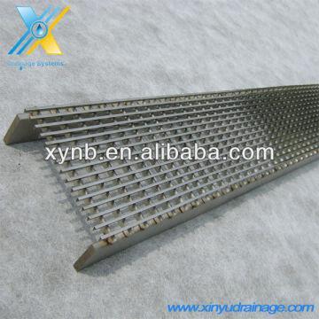 China stainless steel floor drain grate / metal drain grate / metal floor drain grate