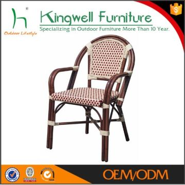 french bistro chair cheap bamboo bistro chair outdoor furnitures