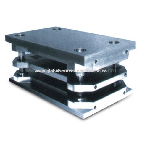 El panel que trabaja a máquina del CNC con el final claro de Chromating, ideal para la asamblea de la máquina