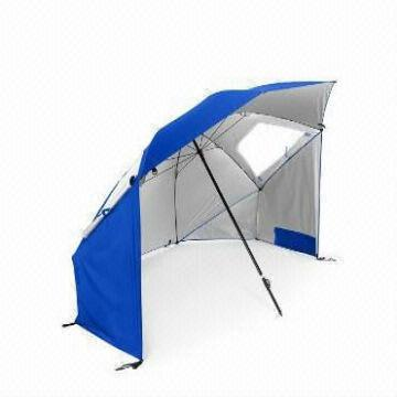 China Portable Umbrella Beach Sun Protect Shelter Shade Canopy C& Tent  sc 1 st  Global Sources : portable shade tent - memphite.com