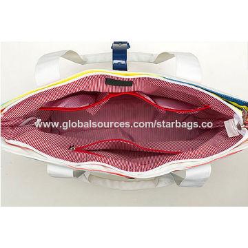 ... China Fashion Oxford Shopping Bag for Gift Shopping Travel Work Beach   ... 381c7e0d66