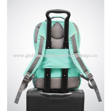 ddfc61517a21 ... China Lightweight Nylon Water Resistant Multipurpose Laptop Backpack