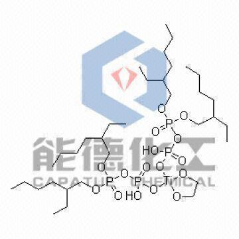 Titanate Coupling Agent Di(Dioctylpyrophosphato) Ethylene