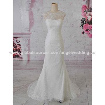 Guangzhou 2016 wedding dress, mermaid style, new arrival ...