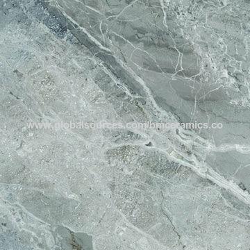 China Matte Dark Grey Marble Tile