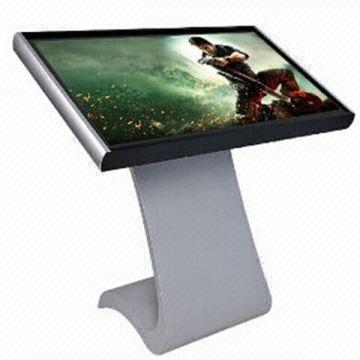 Android OS LED interactive multi touch table, android touchscreen
