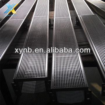 Stainless Steel Trench Drain Swimming Pool Drain