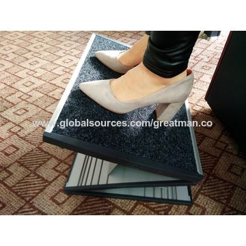 China Modern space saving office furniture foot rest for women