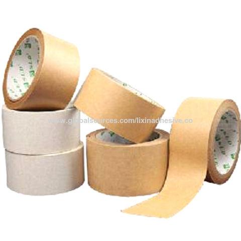 china packaging kraft tape from shanghai manufacturer lixin