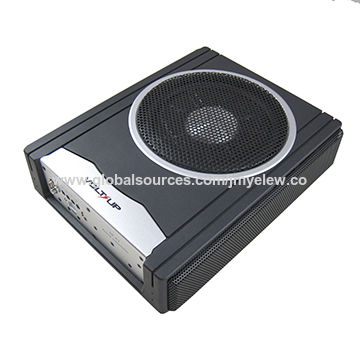 China Yelew Top Quality 8 Inch Slim Subwoofer Under Seat